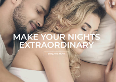 Latex Mattress Australia Website Redesign
